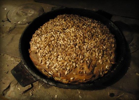 golybyatnya: рецепт хлеба на хмельной заквасске
